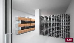 Casier A Bouteille Metallique : gallery esigo 2 box casier vin metallique ~ Melissatoandfro.com Idées de Décoration