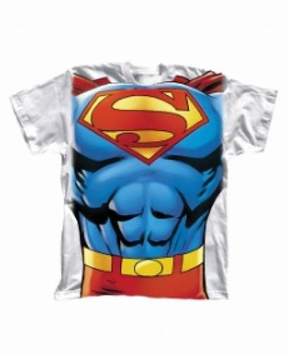 Superman Muscle Costume Mypartyshirt Views