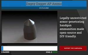 New Legal Armor Piercing Handgun Round Announced