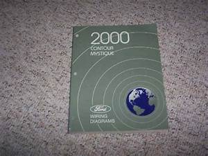 2000 Ford Contour Electrical Wiring Diagram Manual Svt 2