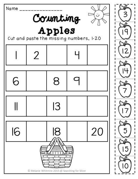 summer math amp literacy printables kindergarten math 123 | 2e28f99881b807a81db378aa2b1753c5