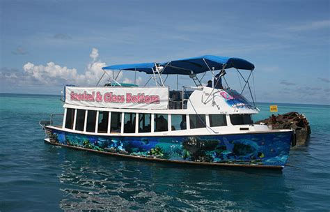 Glass Bottom Boat Cruise Bermuda by Sea Venture Watersports Bermuda