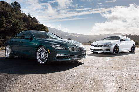 2017 Bmw M6 Gran Coupe Vs 2016 Bmw Alpina B6 Xdrive Gran