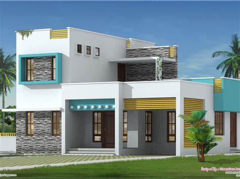 Home Design 1500 Sq Ft : 1500 Sq Ft Modern House Plans • 2018 House Plans And Home