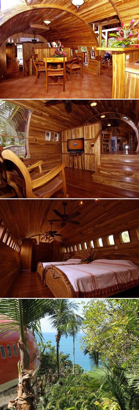 conheca  suite de hotel construida dentro de um aviao boeing  hypeness inovacao