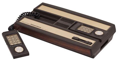 mattel console intellivision