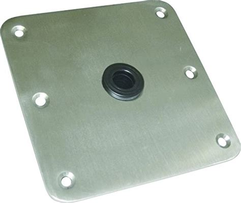 Cheapest Millennium Boat Seats by Seasense 50012638 Seasense Stainless Steel Seat Base For