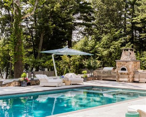 Pools And Outdoor Kitchens Houzz