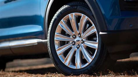 ford explorer   heal  michelin tires