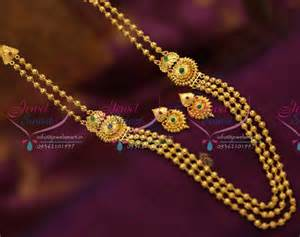 gold earrings design with weight nl6473 one gram delicate multi strand gold design handmade