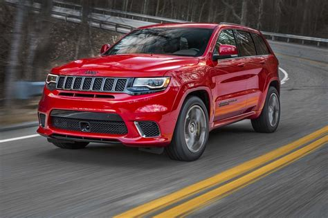 2018 jeep grand cherokee hellcat jeep gifts the 2018 grand cherokee trackhawk with 707 hp
