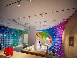 Halimoglu Paint Co Head Office and Showroom Interior Design