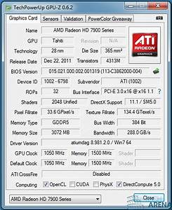 AMD HD 7970 GHz Edition GPU Z TechArena