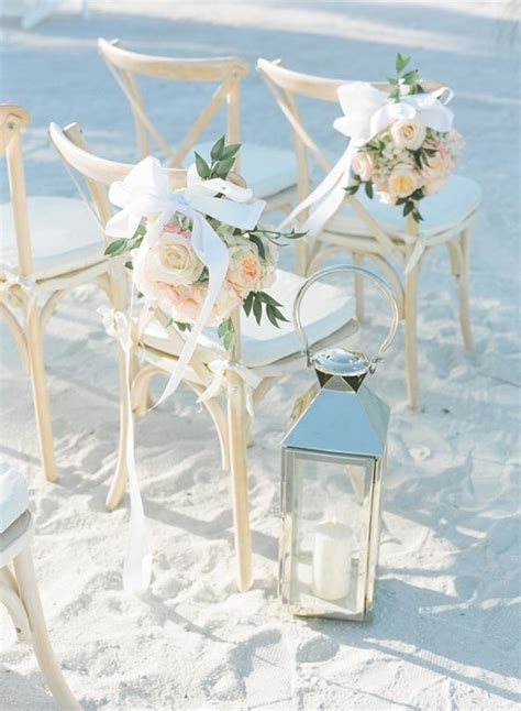 wedding chair decorations  ceremony page