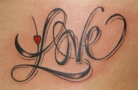 Tattoo Designs Love Symbol