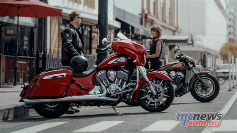 Indian Chieftain Image by 2019 Indian Chieftain Tweaked Styling Improved Audio