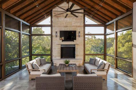 Screened Patio Designs by 38 Amazingly Cozy And Relaxing Screened Porch Design Ideas