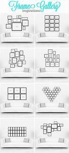 Fotos Schön Aufhängen : pin von thea resa auf deko pinterest fotowand ~ Lizthompson.info Haus und Dekorationen