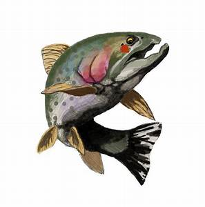 cutthroat trout-rough paints by stycotl on DeviantArt