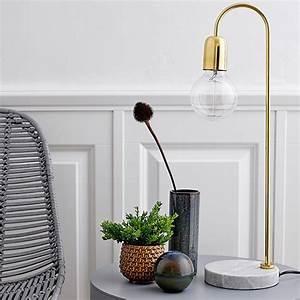 Lampe A Poser : lampe poser design 15 bloomingville ~ Nature-et-papiers.com Idées de Décoration