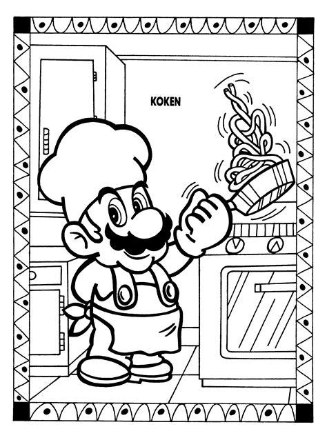 Kleurplaten Mario Bros by Beste Kleurplaat Mario Bros Krijg Duizenden