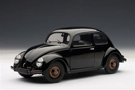 autoart  volkswagen beetle kafer limousine black