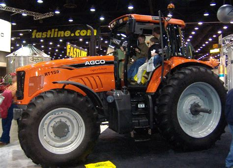 AGCO RT155A Legacy Edition   Tractor & Construction Plant ...