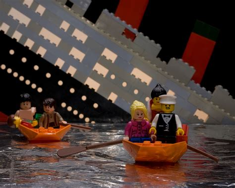 Lego Ship Sinking Titanic by Are We Sunk The Electric Utility S Titanic Problem Pv