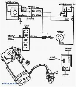 Wiper Motor Wiring Diagram Toyota Windshield And