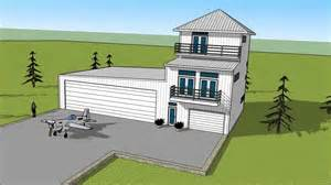 house plans with apartment attached metal building three story condo attached to airplane hangar
