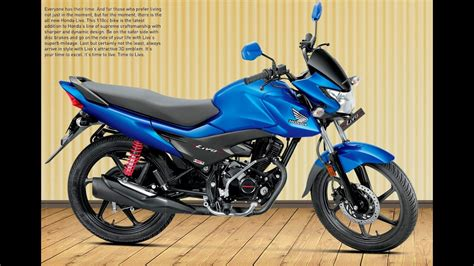 All New Honda Livo Motorcycle Bike Launched Revfest India