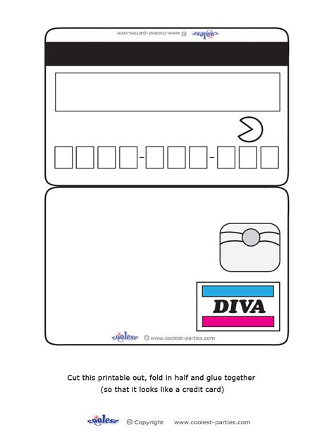 images   printable play credit cards credit