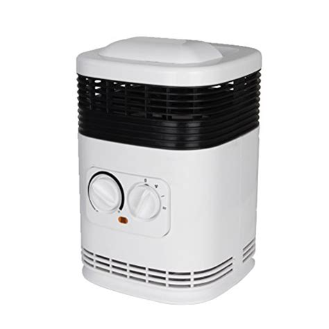 Trustech 360 Air Out Ceramic Heater Surround Fan Forced