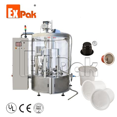 china good price  cup filter coffee  tea packing machine wwith nitrogen flush china
