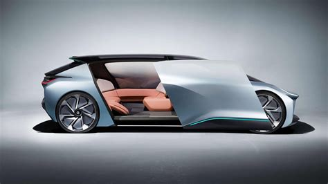 NIO Unveils The Driverless Electric Car Concept EVE ...