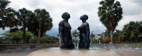 kingston jamaica know emancipation park visit