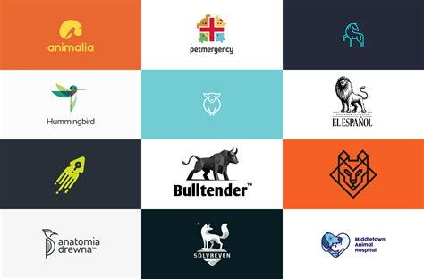 48 of the most cute animal logo designs for your ...