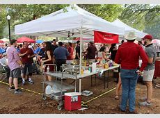 Department Tailgates for Ole Miss Game – Department of History