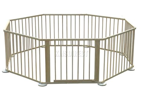 Westwood Baby Child Children Wooden Foldable Playpen Play