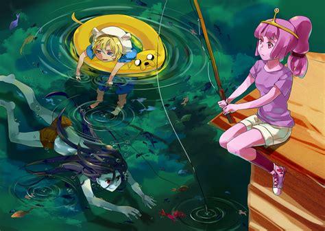 Adventure Time Wallpaper Anime - wallpaper illustration anime fan comics