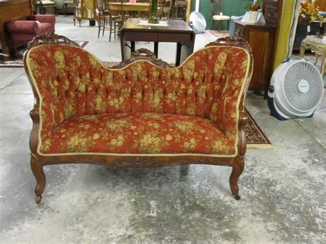 Settee For Sale by 1800s Antique Style Sofa Settee For