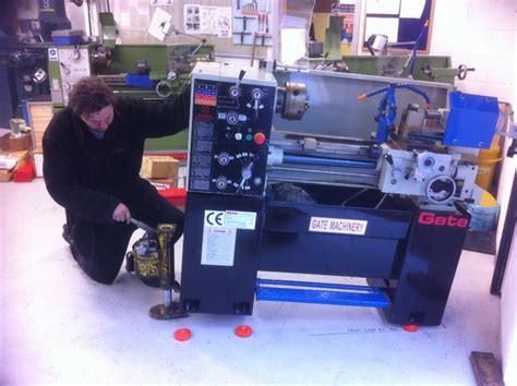 Machine Moving  Paul A Watler Factory Relocations And