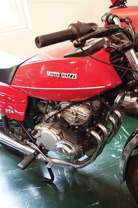 Moto Guzzi Factory Accessories by Touring The Moto Guzzi Factory And Museum Classic
