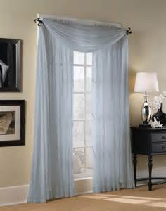 Pleated Voile Curtains by Hampton Sheer Voile Curtain Panel Curtainworks Com