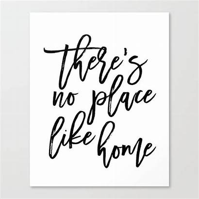 Place Printable Quote Theres Canvas Typography There