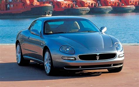 Used 2004 Maserati Coupe Pricing