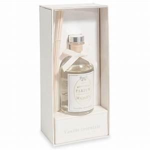 Diffuseur Parfum Maison : diffuseur de parfum vanille 200 ml basique maisons du monde ~ Teatrodelosmanantiales.com Idées de Décoration