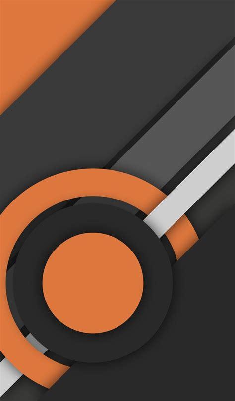 Android Black And Orange Wallpaper by 97 Mejores Im 225 Genes De Fondos De Pantalla En
