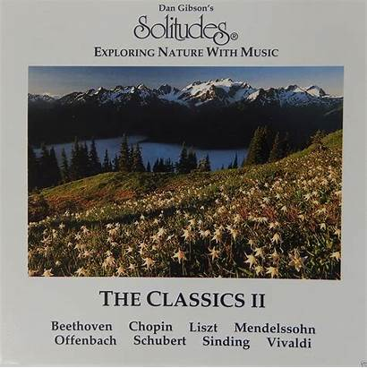 Cd Dan Classics Gibson 1992 Ii Solitude