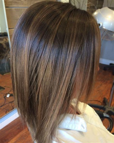 Light Brown Hair Vs Brown Hair by Brown Hair Light Brown Highlights Hair Ideas In 2019